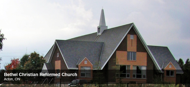 Bethel Christian Reformed Church, Acton